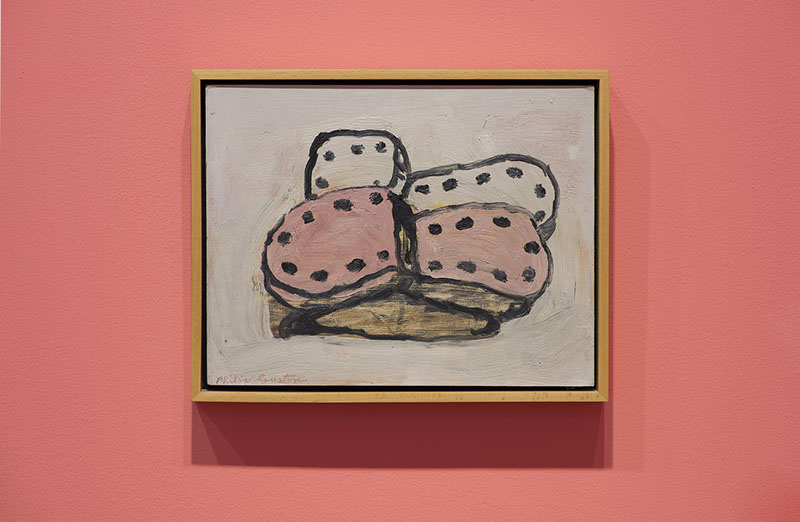 Philip Guston Shoes, 1972. CHEWDAY'S, Czudej